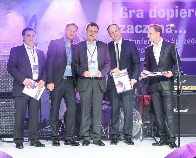 Partner Biznesowy Roku - KiM - Krzysztof Gaweł