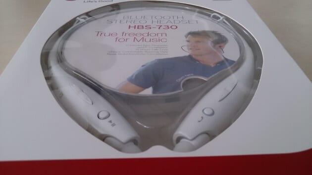 bezprzewodowe słuchawki LG 2