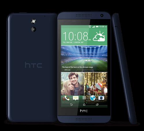 HTC Desire 610 Sense