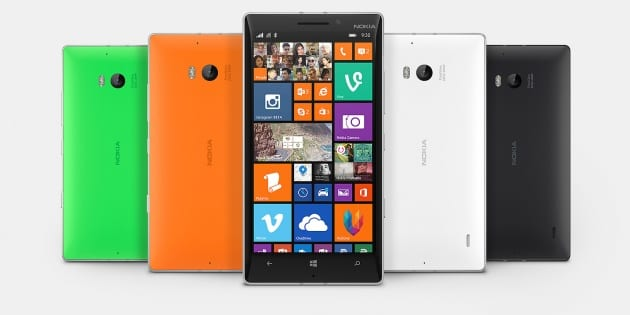 Nokia Lumia 930 thumb