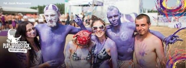 bodypainting Woodstock