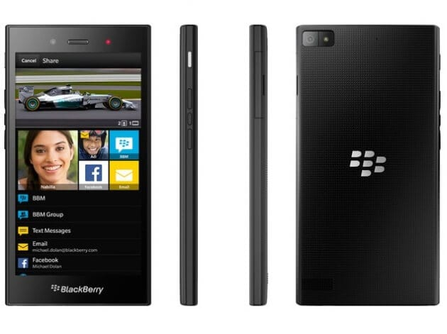 BB BlackBerry Z3