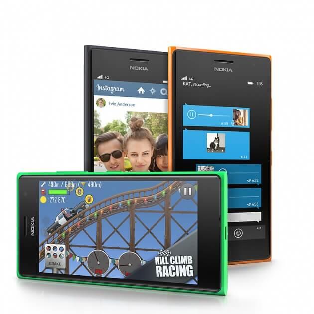 Lumia 735 kwadrat