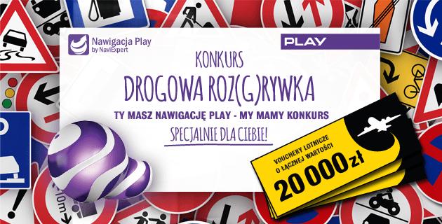 Play Nawigacja Quiz Drogowa Roz(g)rywka