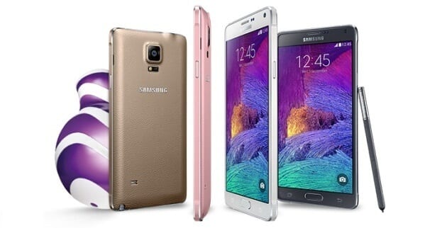 Samsung Galaxy Note 4 Play