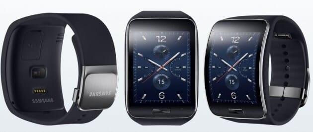 Samsung Gear S thumb