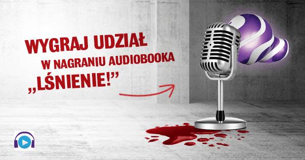 Konkurs Audioteka Lśnienie