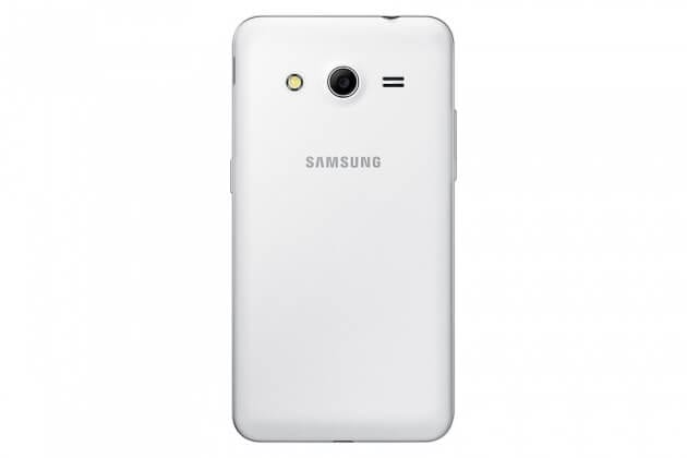 Samsung Galaxy Core 2 back