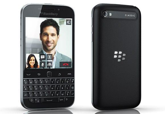 BlackBerry Classic thumb