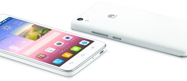 Huawei Ascend G620s thumb