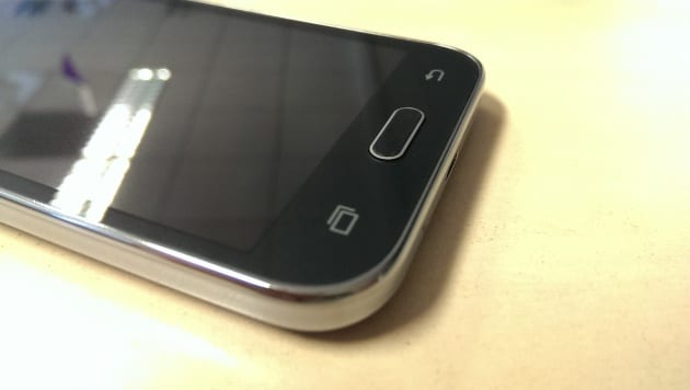 Samsung Galaxy Core Prime LTE buttons
