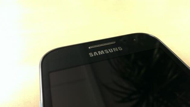 Samsung Galaxy Core Prime LTE front