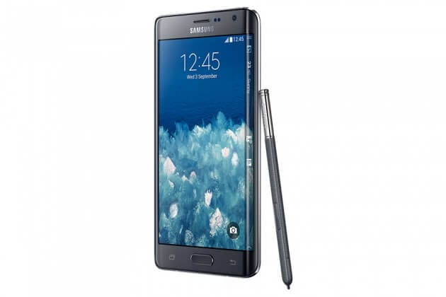 Samsung Galaxy Note Edge SPen