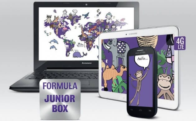 FORMUŁA JUNIOR BOX