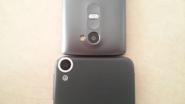 HTC Desire 820 LG Leon 4G LTE 4