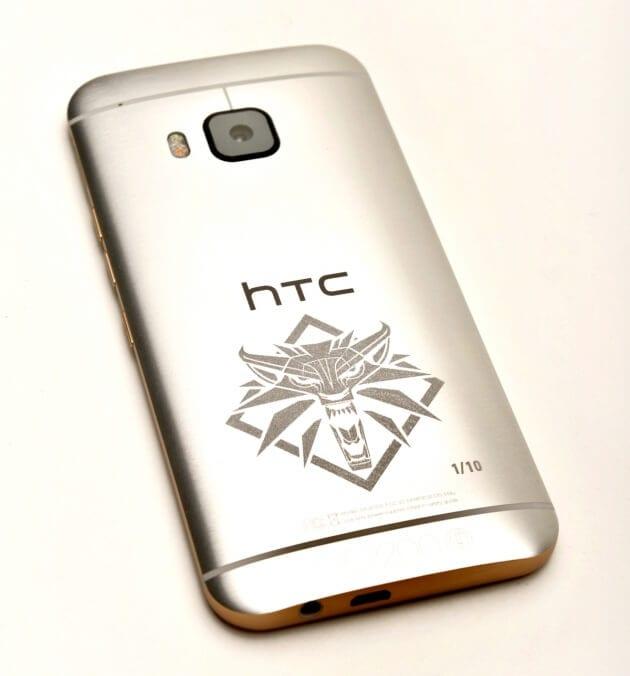 Glowa wilka na HTC One M9