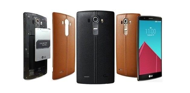 LG G4 thumb skóra