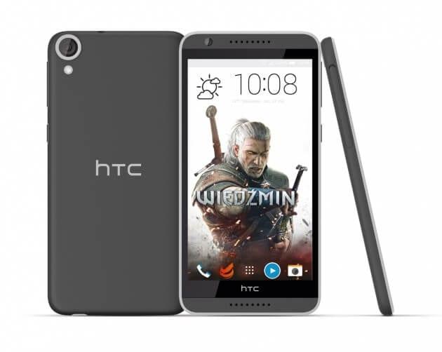 Wiedzminski HTC Desire 820