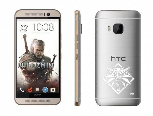 Wiedzminski HTC One M9