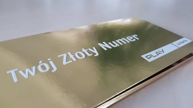 Złoty Numer 3