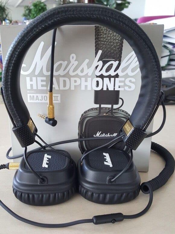 Marshall Major II pudełko
