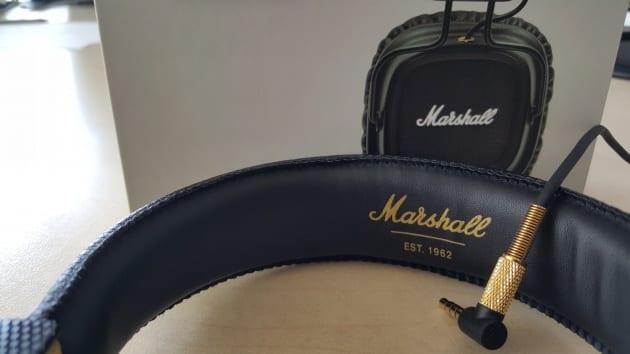 Marshall Major II wtyk