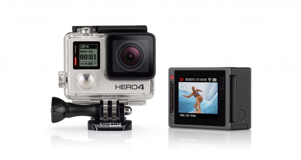 GoPro Hero4 Silver 1