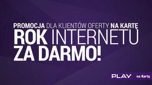 Play Rok Internetu za darmo 5