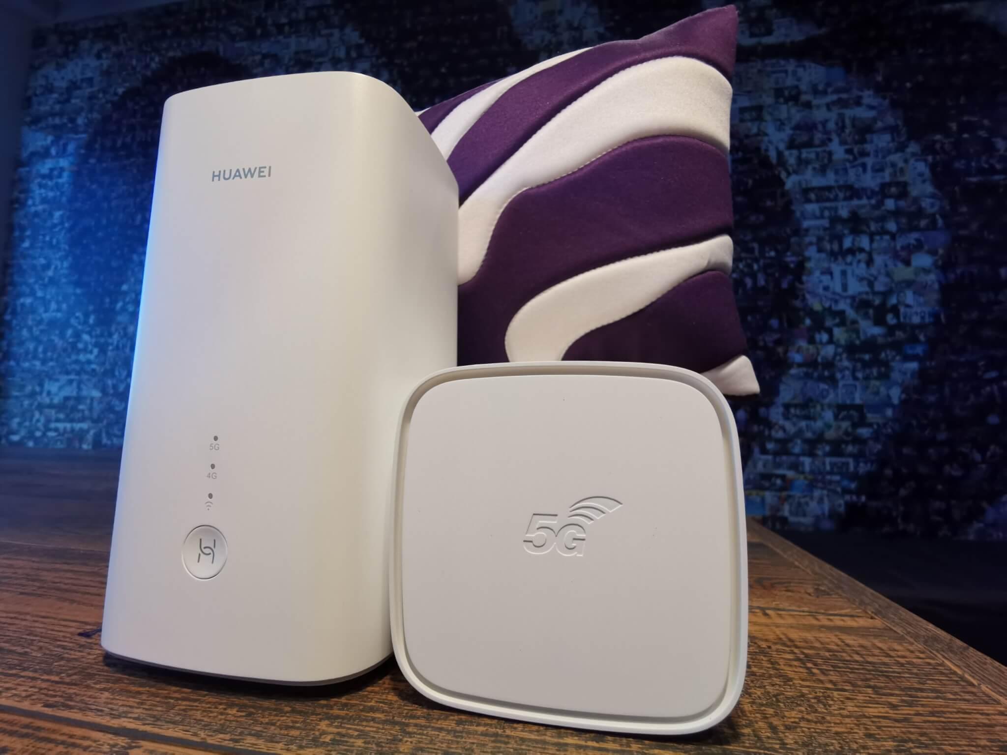 router Huawei 5G CPE Pro 2